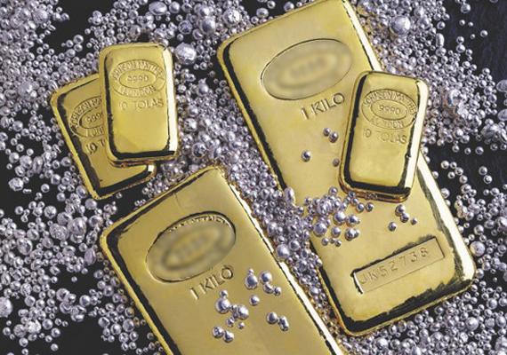 gold silver drop on global sluggishness