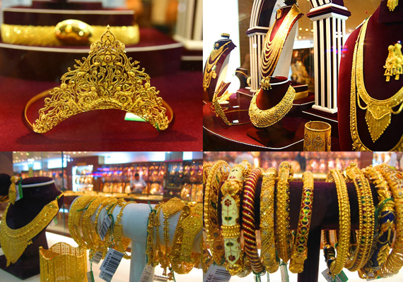 gold snaps seven day rally falls from record high