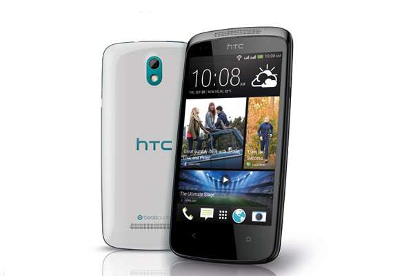 htc desire 500 launched in india at rs 21 490