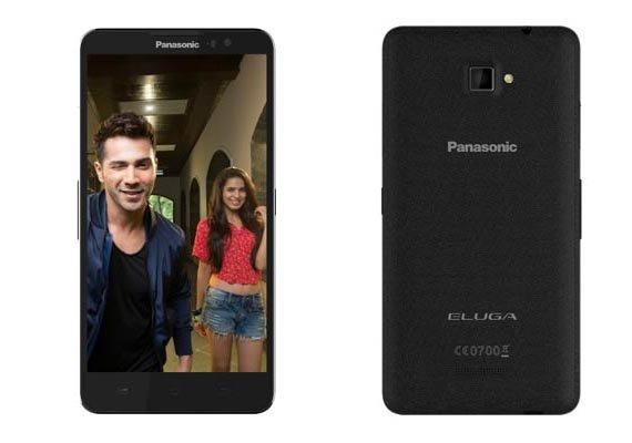 panasonic eluga s selfie phone launched at rs 11 190