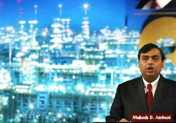 reliance industries looking to sell us shale gas interest