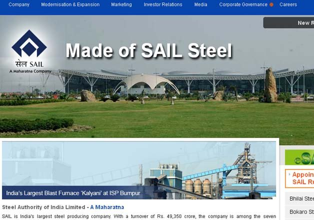 sail plans rs 1 50 000 crore investment by 2030 31