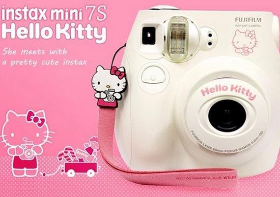 fujifilm launches new hello kitty instax camera