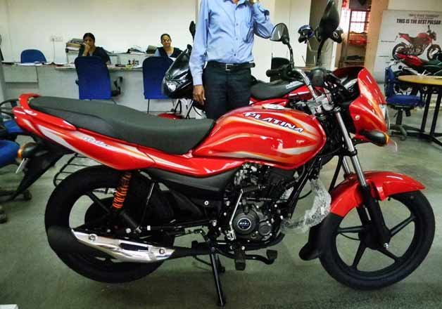 Bajaj Auto launches new Platina ES-IndiaTV News | India News – India TV