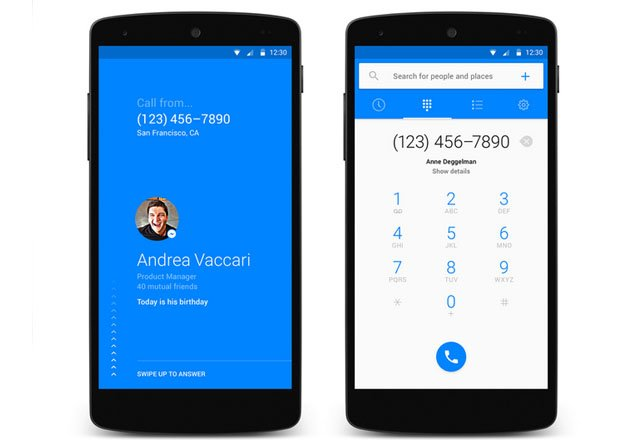 Facebook Hello: A caller ID app for Android - India TV News   India