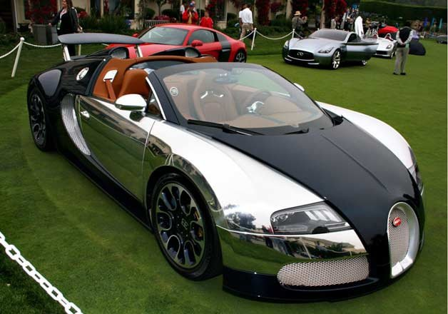 5 most expensive cars available in india