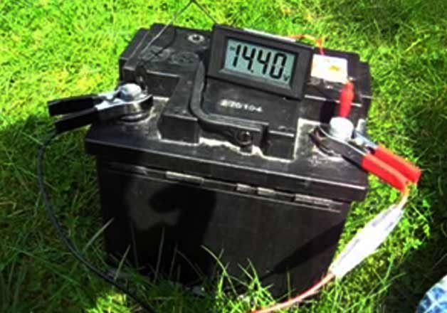 solar flow device to outperform traditional batteries