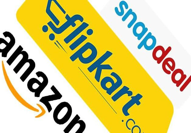 snapdeal amazon lose market share in 2015 report