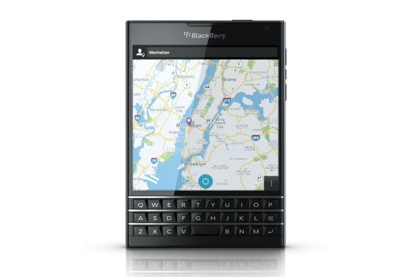 BlackBerry Passport launched in India at Rs 49,990 | India News - India TV