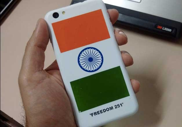 freedom 251 five crore registrations in two days company