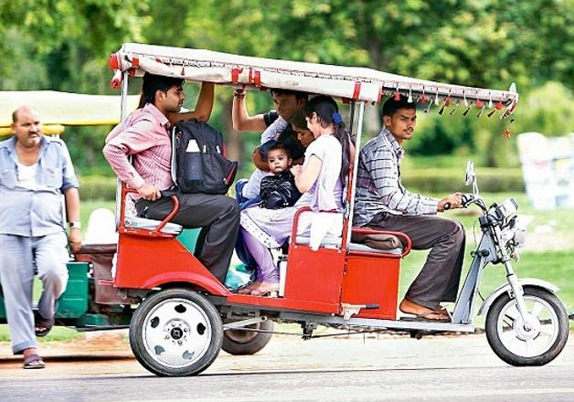 terra motors likely to sell 30 000 e rickshaws in india by