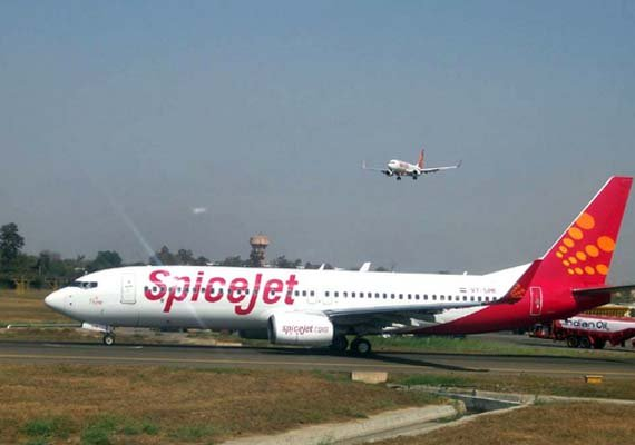 spicejet shares tank on fund scarcity flight cancellations