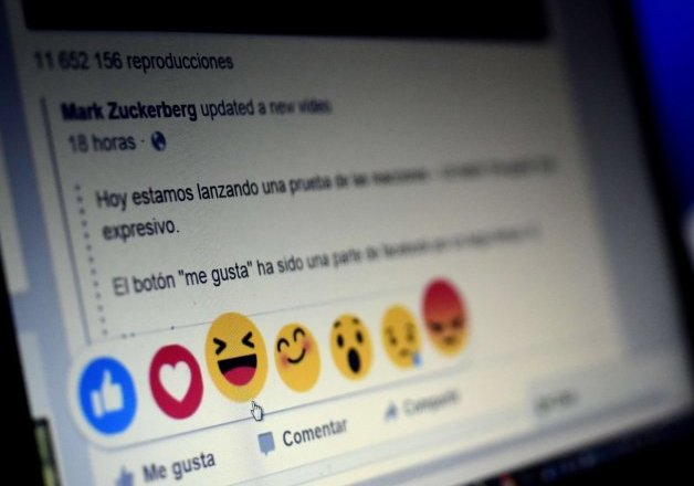 7 things to know about facebook s new reaction buttons