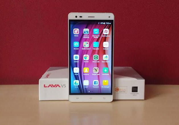 with amazing camera solid design lava v5 unboxing is worth