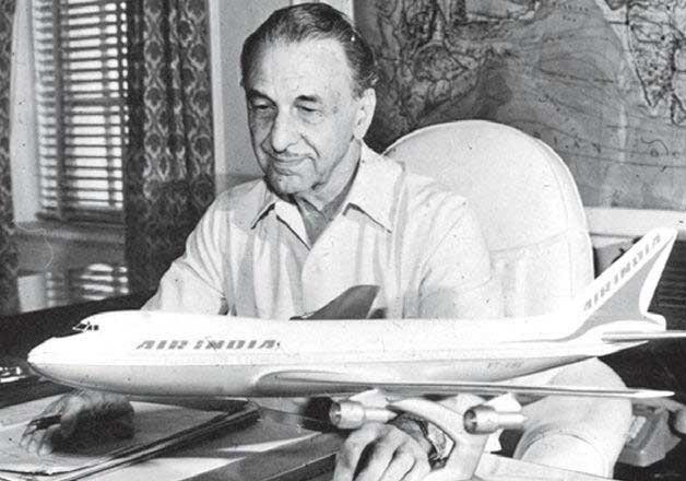 Lesser known facts about business tycoon JRD Tata | IndiaTV News | India  News – India TV