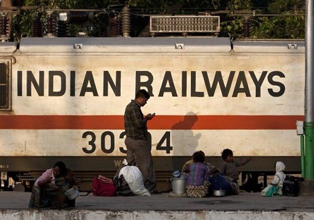 railways vision 2020 to meet long felt desires of common man