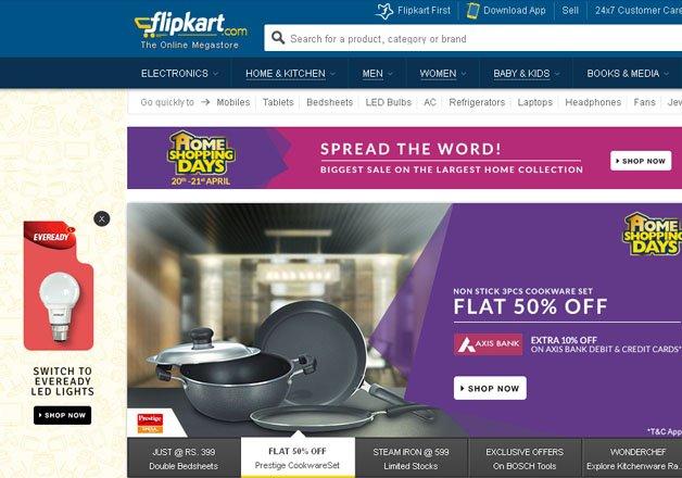 flipkart to shutdown website within a year