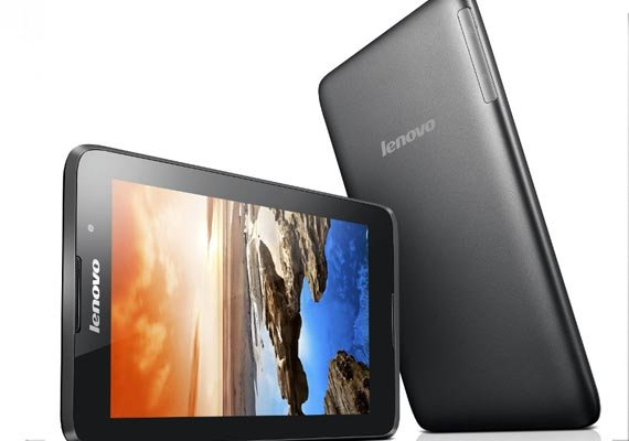 lenovo launches a7 30 3g tablet in india for rs 9 999