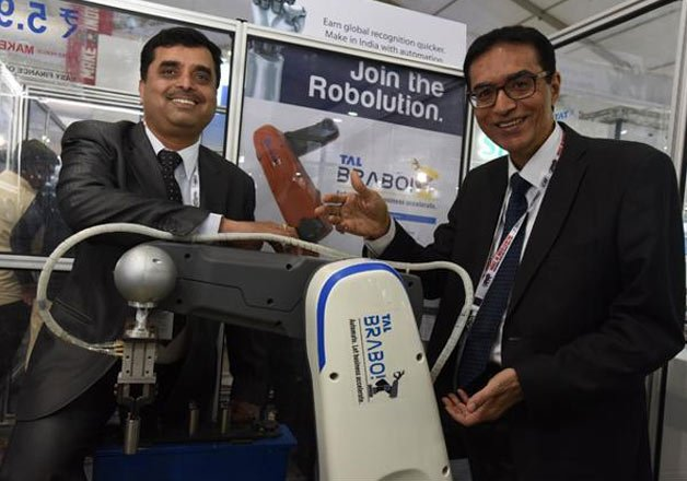 tata to launch first make in india robot tata brabo soon