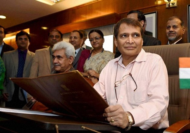 rail budget to unveil massive plan with rs 1.25 lakh crore