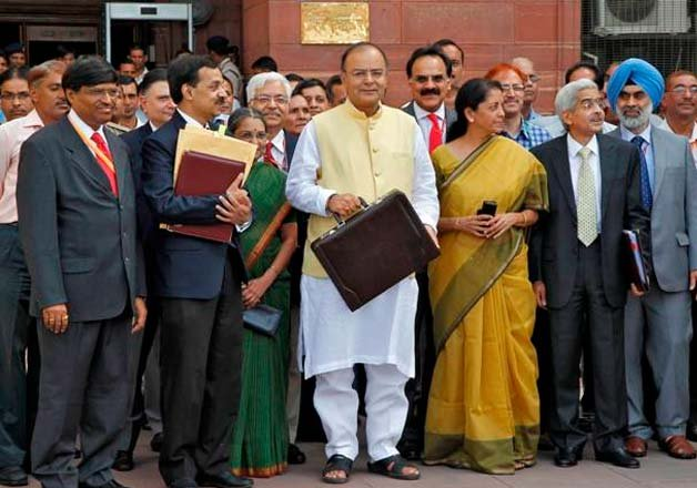 budget 2016 for every re in govt kitty 21 paise to come