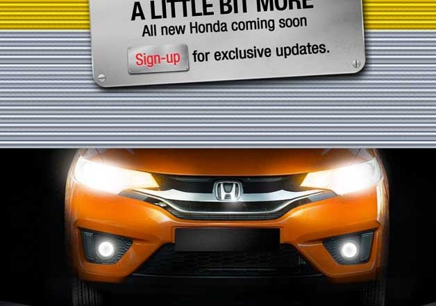 honda teases new jazz launching soon