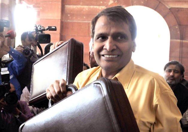 rail budget 2016 suresh prabhu on tight rope walk to