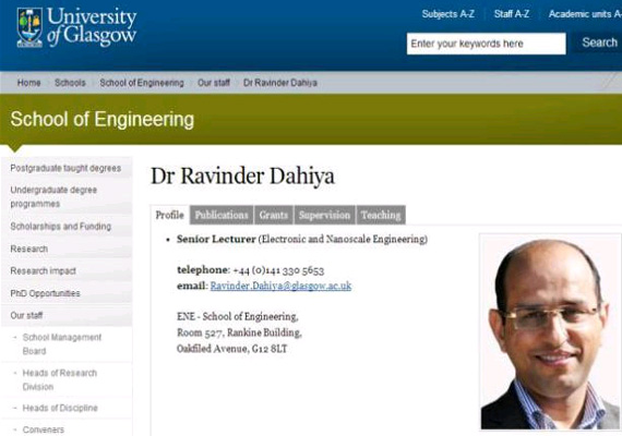 indian scientist wins top british research fellowship