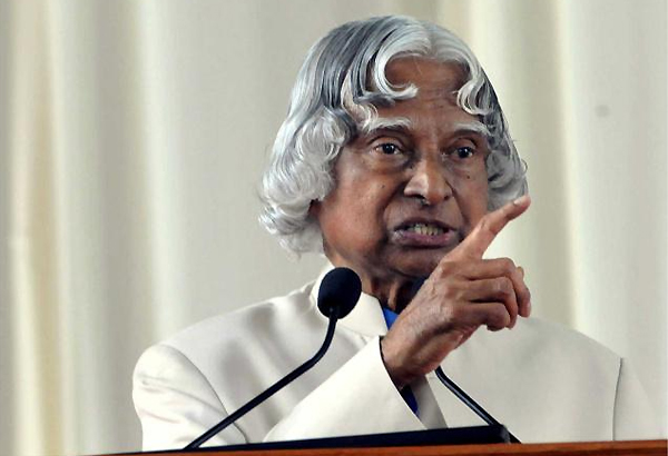 kalam favours fdi in retail sector