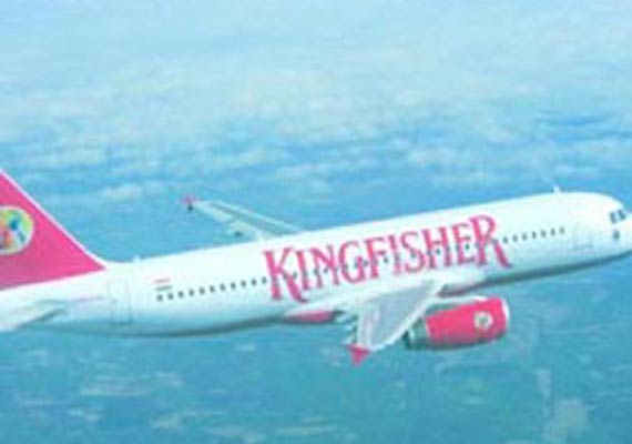kingfisher blames income tax dept for flight disruptions