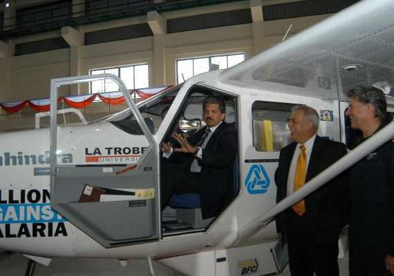 mahindra aerospace to launch first small aircraft in india