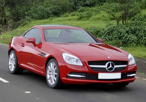 Mercedes Benz opens outlet in Bhopal | India News - India TV