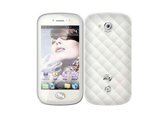 micromax bling 3 a86 with android 4.1 listed online