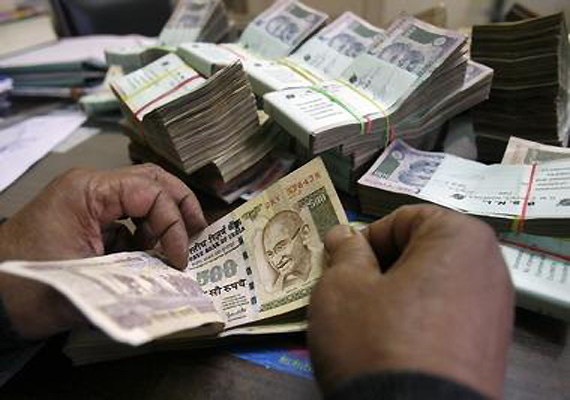 rupee gains 23 paise vs dollar in early trade