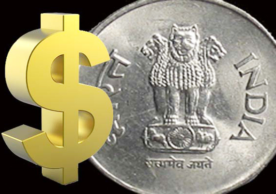 rupee up a whopping 119 paise on gush of dollar flows