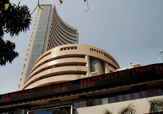 sensex up 201 points in early trade