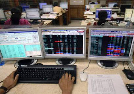 sensex dips 210 pts on higher tax proposals in budget