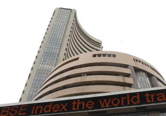 sensex down nearly 85 points in early trade on profit