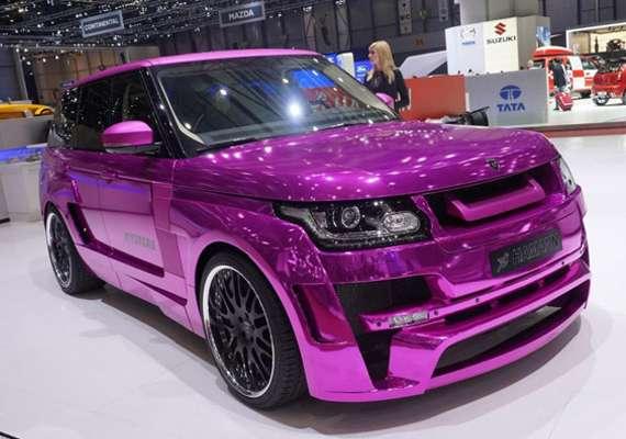 Best custom cars