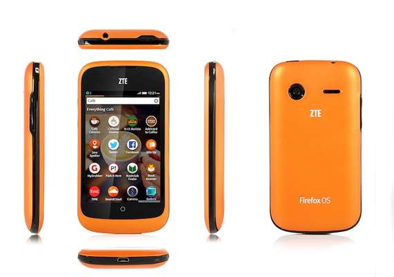 zte open firefox os phone available online for rs 6 990