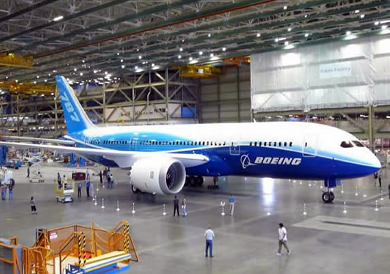 boeing to pay 500 mn to air india for dreamliner delay