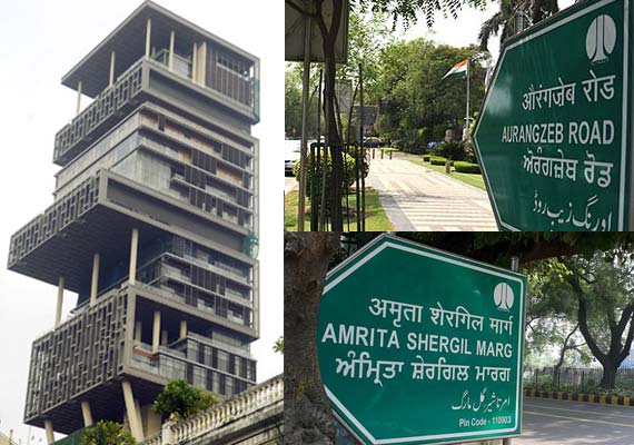 5 of india s most expensive residential streets