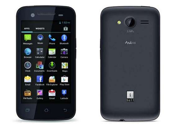 iball andi 4di pops up for rs 5 999 in india