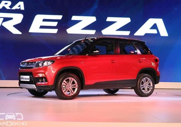 vitara brezza to be rolled out on march 21st