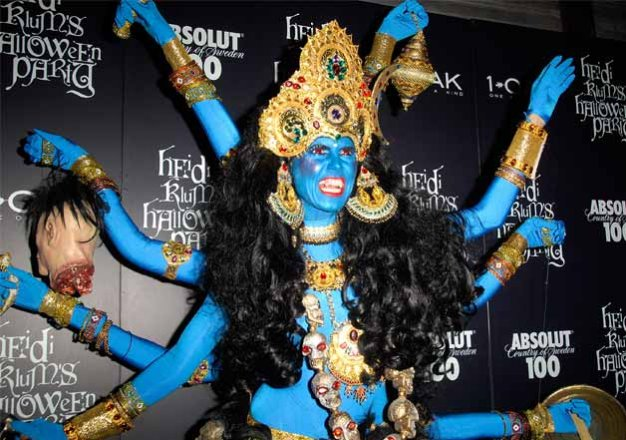 indian gods an easy target of western mockery