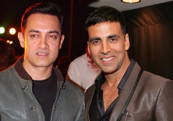 aamir set high standards in the industry says akshay kumar