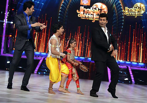 all contestants safe on jhalak... this weekend