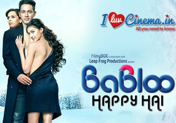 babloo happy hai movie review strong message gently conveyed