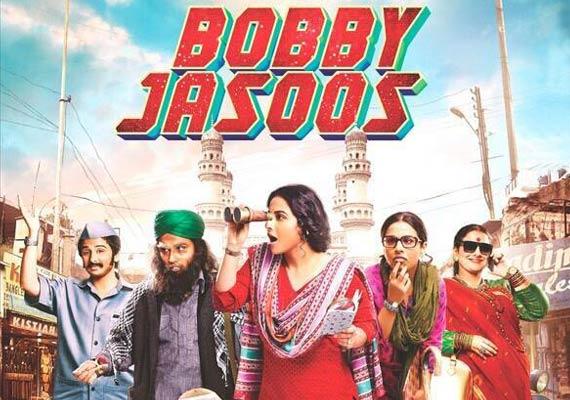 bobby jasoos movie review vidya balan shines as a detective