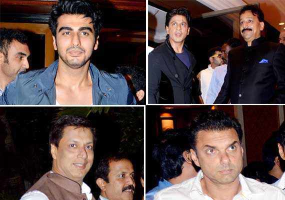 bollywood stars who witnessed salman shah rukh s reunion at